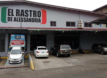 ¿Cómo llegar en Autobús o Metro a El Rastro de Alessandria en Panamá?
